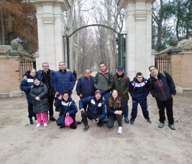 Ruta senderismo Aranjuez